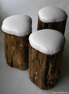 #wood #stool