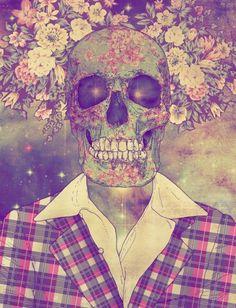 I'm addicted to skulls.