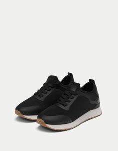 Sapatilha street - Sapatilhas - Sapatos - Mulher - PULL&BEAR Portugal