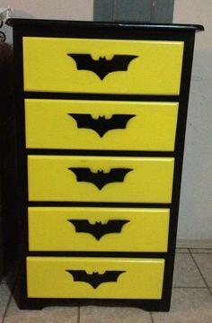 Batman dresser