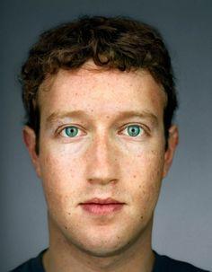 Martin Schoeller - Mark Zuckerberg  http://www.martinschoeller.com/