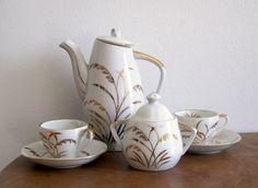 Vintage Mid Century China Tea Set