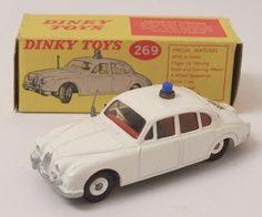 Picture Gallery For : #269 Jaguar Motorway Police - Toymart Price Guide