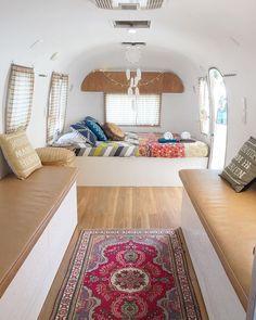 How to Become a Cool Caravanner: Total Caravan Restoration Inspiration #EndlessCaravan
