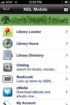 North Shelby Library in Birmingham, Ala., unveils mobile app
