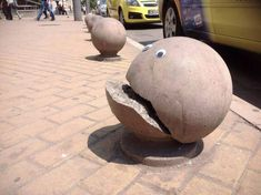 Street Art Eyebombing