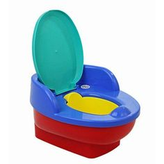 Dream On Me Musical Potty Trainer, Blue
