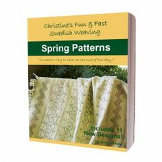Spring Patterns book now ON SALE!!  www.funandfastpatterns.ca Click the Fun & Free button and then Christine's blog and read my blog for more on the sale.