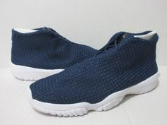 Nike Air Jordan Future Men's Sz.11.5 Midnight Navy/ White 656503 400 #Nike #AthleticSneakers