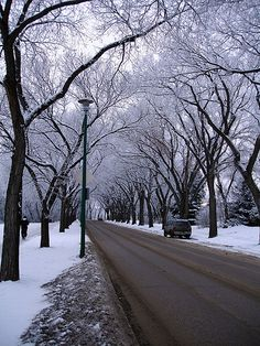 Spadina Crescent - Saskatoon, SK **my old home, loved living there!**