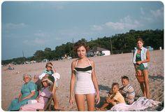 glen cove, long island, 1956 via elecrospark.