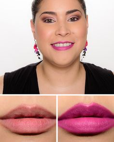 Burberry Lilac, Ruby, Black Cherry Lip Velvets Reviews, Photos, Swatches