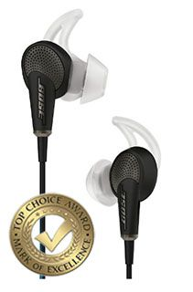 The first in-ear noise cancelling headphones from Bose let you enjoy better sound every day, everywhere you go. Noise Cancelling Headphones, Bose, Acoustic, Ear