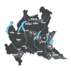 Licata Vini - Informatie streek Lombardia