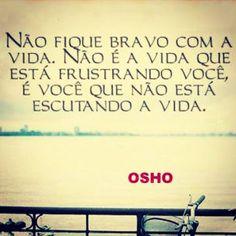 #Osho Mais