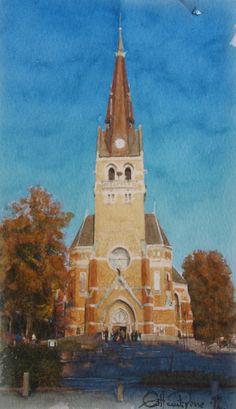 Gustav Adolf kyrka i Borås