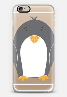 Penguin iPhone 6 case by Petit Griffin | Casetify