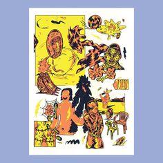 """Nastia Cistakova on Instagram: """"Dachten jullie dat jullie af waren van een fusion van mijn mooie werk en dat gore van mijn main squeeze @bobbioskam?? Verkeerd gedacht…"""" Comic Books, Comics, Instagram, Drawing Cartoons, Comic Book, Comic, Comic Strips, Cartoons, Graphic Novels"""