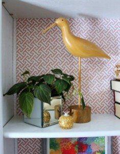 Caixa de espelho para decoração é sofisticada e garante requinte para o ambiente (Foto: hisugarplum.blogspot.com.br)