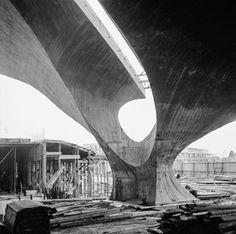 Vor mehr als einem halben Jahrhundert schuf Eero Saarinen ein Flughafenterminal, das zur Ikone wurde. Es ist noch immer einer der schönsten Zweckbauten der Welt.