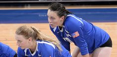 After helping the Air Force volleyball team to a 3-1 weekend, junior Piper…