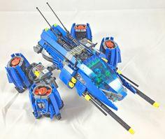 Omniforce 1337 - 07   by Zemata