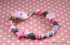 PicMonkey: Design That Works Photo Editing, It Works, Design, Pink And Gray, Star Shape, Two Tones, Pacifiers, Beads, Beautiful Things