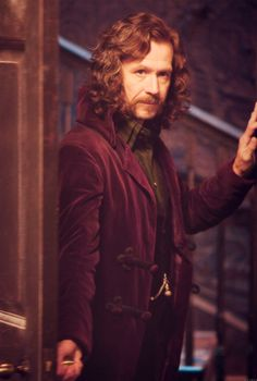 Day 12: Most Missed Dead Character: Sirius Black