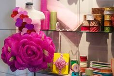 Retail Trend: An Eye-Catching Window Display  | Papermart.com | Papermart.com