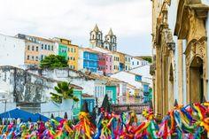 Places to visit in Brazil Pelourinho, Salvador, Bahia
