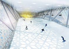 Skidome Denmark | Architect: CEBRA
