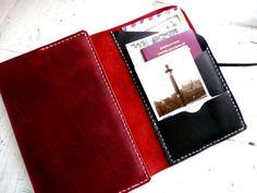 leather moleskine cover. Large moleskine leather by InkitLeather