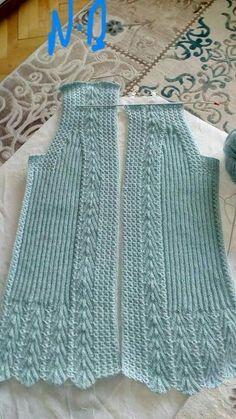 Bendim Ormeki Istiyorum Knitting Stiches, Easy Knitting Patterns, Knitting Designs, Baby Knitting, Crochet Amigurumi, Knit Crochet, Baby Sweaters, Sweaters For Women, Knit Cardigan Pattern