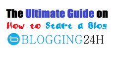 This is my complete guide on How to Start a Blog to Help My Readers Start a Blog Today