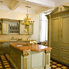 Beautiful Clive Christian Kitchen Design, Pictures, Remodel, Decor and Ideas