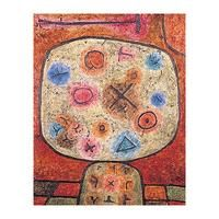 Composition By Paul Klee: Category: Art Currency: GBP Price: GBP30.00 Retail Price: 30.00 European Abstract Bauhaus