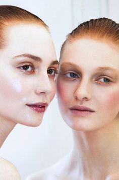 Beauty trend: Metalik