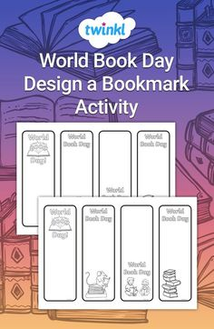 World Book Day Activities, Writing Activities, Teaching Resources, Children's Books, Good Books, Best Book Reviews, Day Book, Popular Books, Book Worms