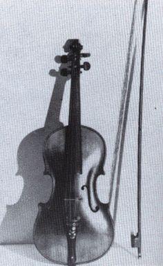 Pa Ingalls's fiddle