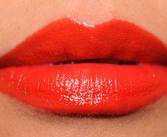 Maybelline Orange Edge ColorSensational Vivids Lip Color