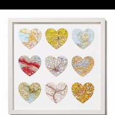 diy map projects | DIY Projects