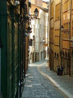 Rue du Boeuf, Lyon