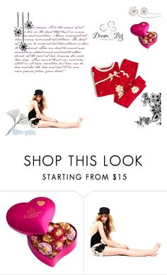 """""""gifts for little girl"""" by smile-2528 ❤ liked on Polyvore featuring Godiva, Siwy, women's clothing, women's fashion, women, female, woman, misses and juniors"""