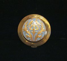 Vintage 1930's Powder & Rouge Compact By Richard Hudnut From PowerOfOneDesigns, $99.99