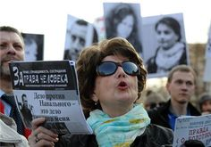 Putin's Russia launches 'unprecedented' crackdown on activists, rights group warns - World News    4/24/13