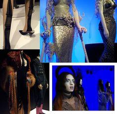The fashion world of Jean Paul Gaultier in Madrid http://tupersonalshopperviajero.blogspot.com.es/2012/11/the-fashion-world-of-jean-paul-gaultier.html