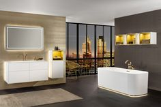 Finion Bathroom Collection by Villeroy & Boch