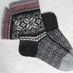 Wool socks for men - warm and helpful  gift for men.  Norwegian knitted socks. 100% ecological, natural wool Estonian by WoolMagicShop on Etsy