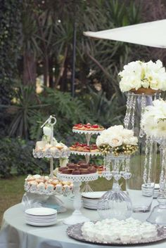 My Wedding - High Tea by Belle's Patisserie and Niqi Mayet High Tea Wedding, All White Wedding, Wedding Table, Summer Wedding, Diy Wedding, Wedding Ceremony, Reception, Wedding Ideas, Themed Parties