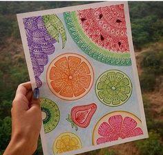 62 ideas zentangle art dibujos mandalas for 2019 Doodle Art Drawing, Mandala Drawing, Cool Art Drawings, Art Drawings Sketches, Drawing Ideas, Summer Drawings, Sharpie Drawings, Watercolor Mandala, Sharpie Doodles